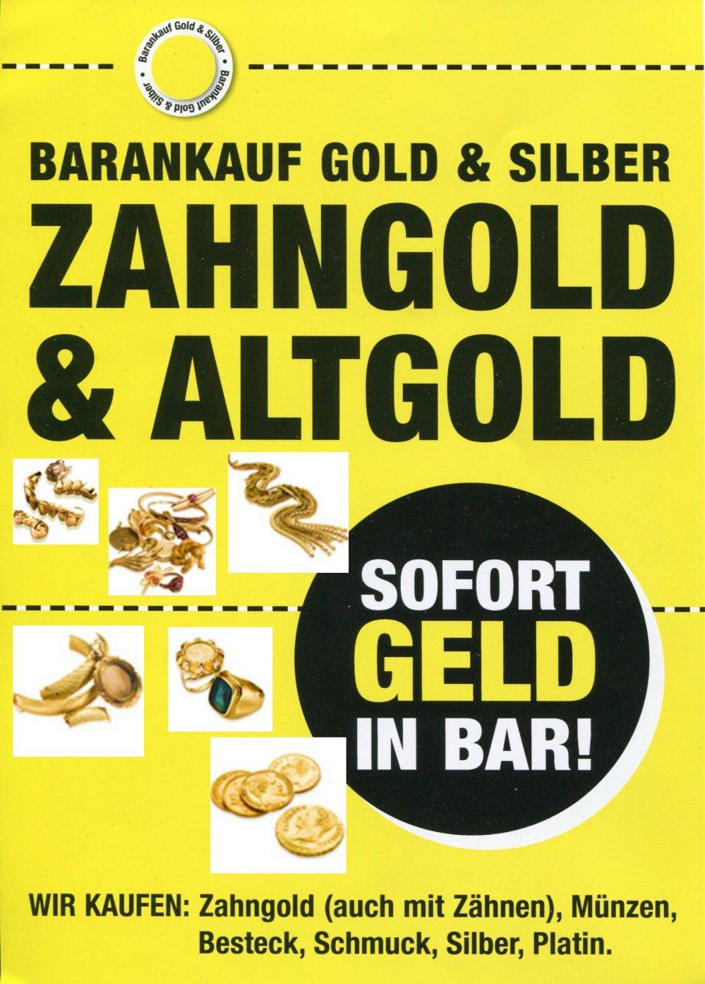 GA Plakat Altgold