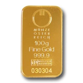 1 Gramm Goldbarren Ankauf zum Bestpreis