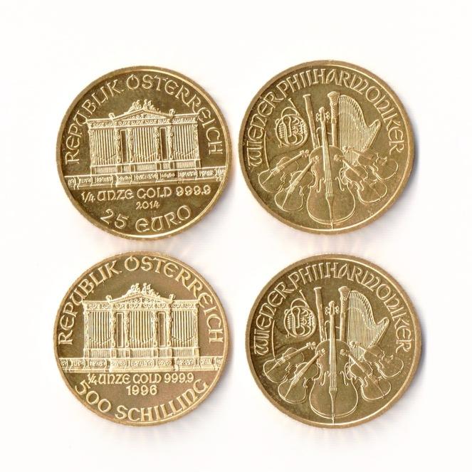 Goldmünzen Ankauf - Münzen verkaufen